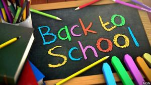 School Begins August 22nd!