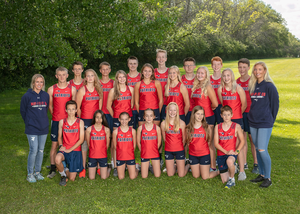 MAY-PORT CG CROSS COUNTRY MEET RESULTS OCTOBER 5TH, 2019