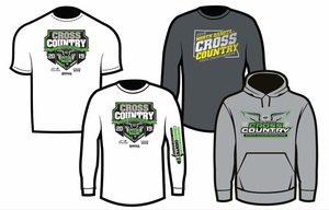 2019 State Cross Country T-Shirt Orders