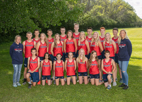 Cross Country Results for Central Cass Meet