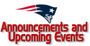 Nov 6 MS/HS Announcements