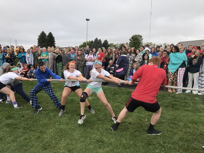 Tug of War (Homecoming 2018)