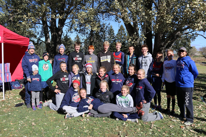 May-Port CG Cross Country Team