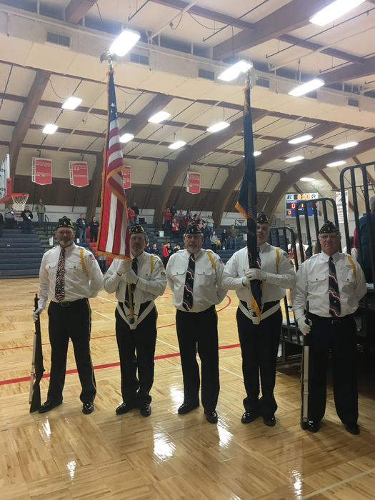MPCG Color Guard