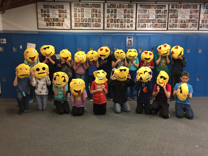 Emoji pillows by 6C
