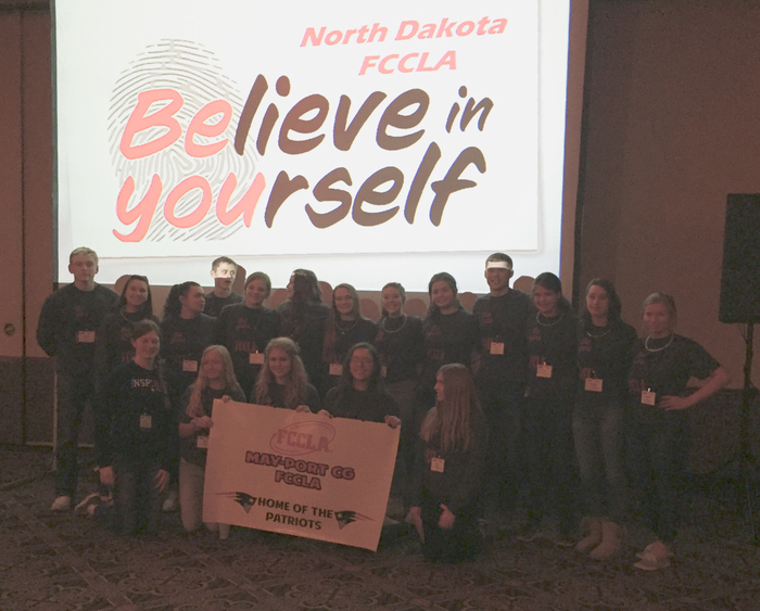 State FCCLA Highlights Day 1