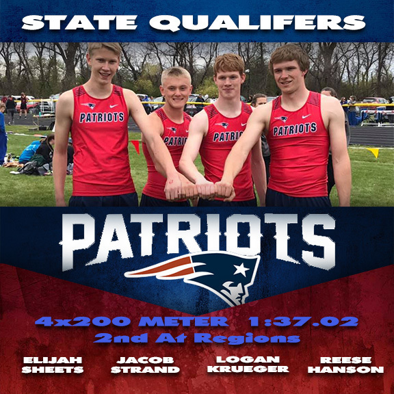 State Relay Qualifiers