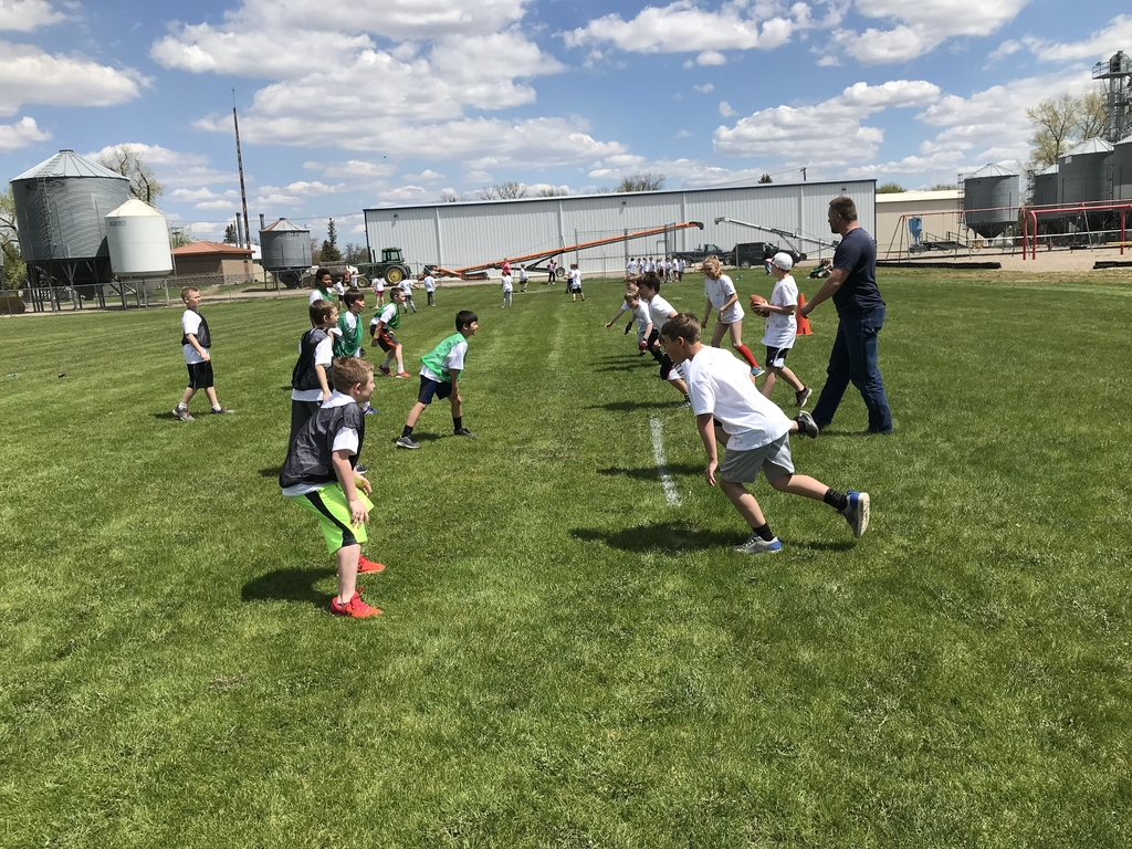 Grades 3-5 play day