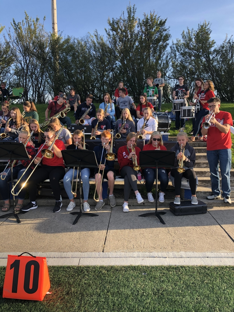 Patriot Pep Band