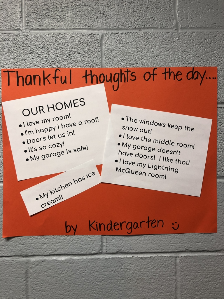 Focusing on being THANKFUL!