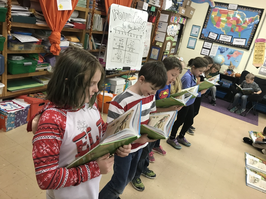 Reader's Theater.